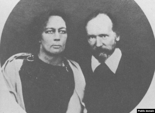 Лидия Зиновьева-Аннибал и Вяч.Иванов
