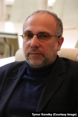 Тимур Короткий, експерт із морського міжнародного права, професор Одеської юридичної академії
