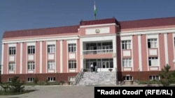 Бинои ҳукумати ноҳияи Хуросон
