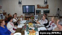 Вечер памяти Виктора Ковальчука в Севастополе, 6 декабря 2017 года