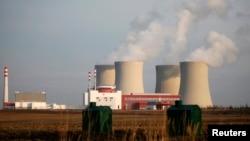 Атом электр станциясы (Көрнекі сурет).