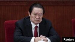 Чжоу Юнкан. 2012-жылы тартылган сүрөт.