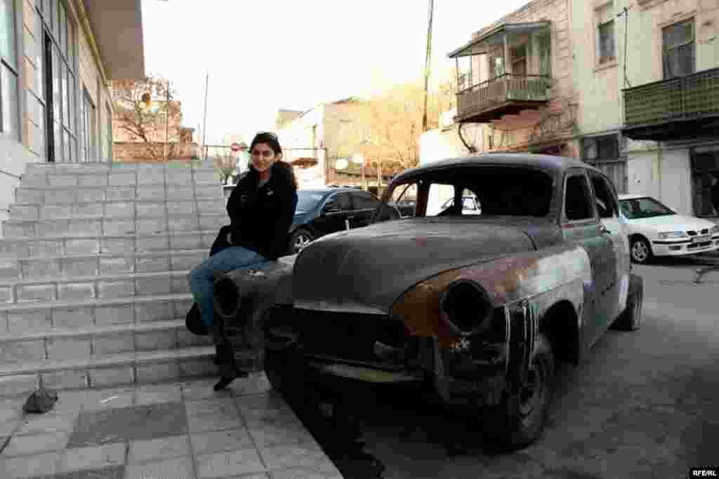 Автомир Баку #2