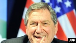 Richard Holbrooke's last post was as U.S. special representative for Afghanistan and Pakistan.