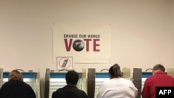 Glasačko mjesto u Ohaju.