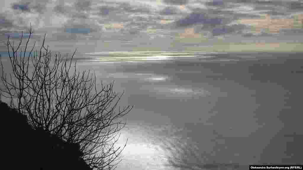 Вид на бухту с одной из смотровых площадок