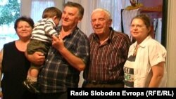 Семејството Бектешовци во Прилеп.