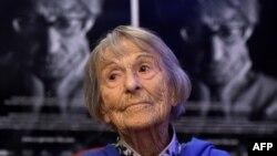 Брунгільда Помзель померла в своєму будинку в Мюнхені 27 січня, в День пам'яті жертв Голокосту