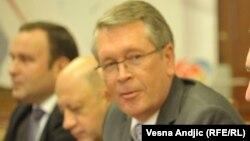 Aleksandar Čepurin, ambasador Rusije u Beogradu