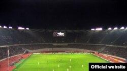 Стадион имени Бориса Пайчадзе в Тбилиси
