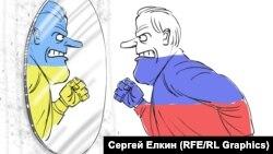 Малюнок Сергія Йолкіна