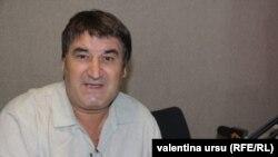 l Victor MIcușa ăn studioul Eurpei Libere, 11 septembrie 2019