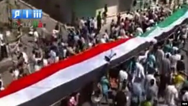 Thousands of Syrians have been reported killed since antiregime protests began earlier this year.