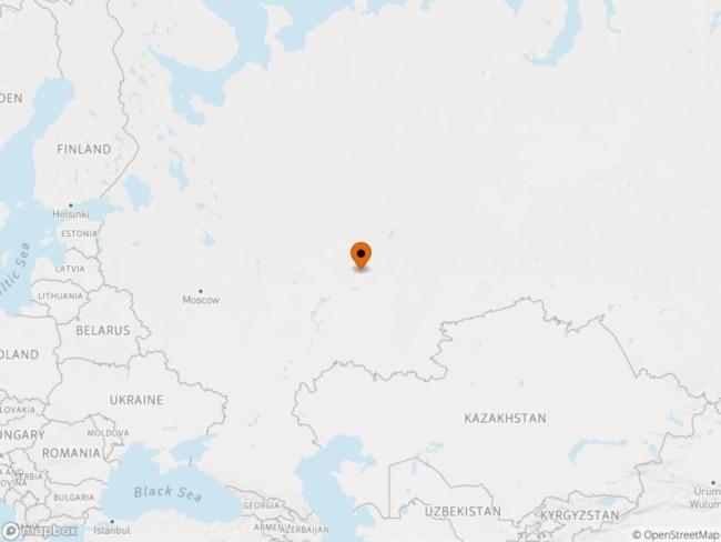 This Was A Political Protest': Widow Of Udmurt Scholar Hopes ... Udmurt Russia Google Map on ladino map, frisian map, navajo map, sakha map, breton map, persian map, bashkortostan map, maori map, tonga map, yiddish map, igbo map, oromo map, sanskrit map, wolof map, tuva map, hawaiian map, uyghur map, malagasy map, yakut map, venda map,