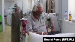 آرشیف، یک شفاخانه درمان بیماران ویروس کرونا در کابل
