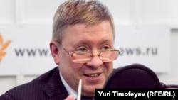 """Сенатор Александр Торшин сам себя называет """"фанатом оружия"""""""