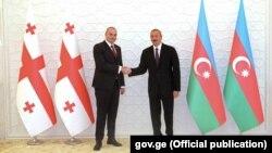 M.Baxtadze və İ.Əliyev