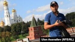 Москвадагы кыргыз мигрант