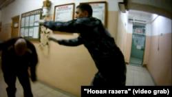Пытки в ярославской колонии