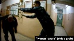 Избиение заключенного в ярославской колонии №1