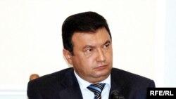 Қоҳир Расулзода, раиси вилояти Суғд