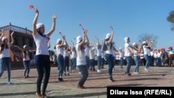 «Праздник тюльпана» в Шымкенте