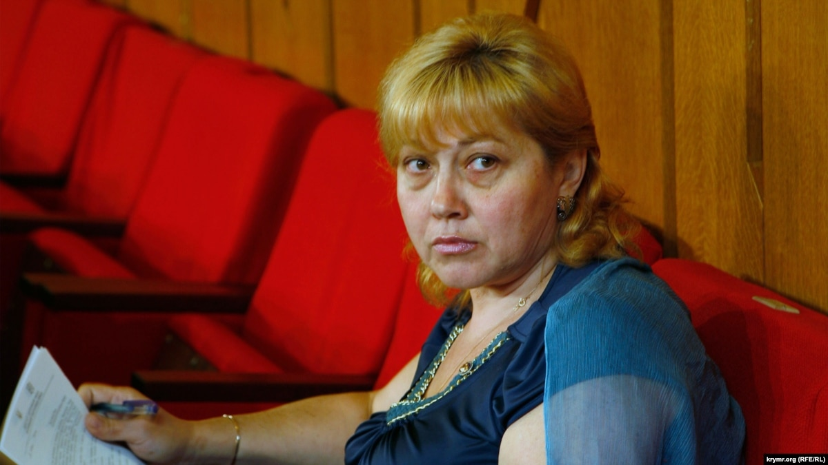 Ексдепутатку ВР Крыма заочно приговорили к 14 года лишения свободы – прокуратура