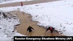 В Красноярском крае смыло пять дамб, погибли 15 человек
