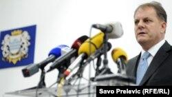 Bivši gradonačelnik Podgorice Slavoljub Stijepović