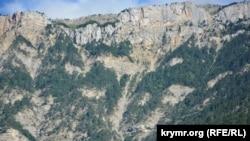 Иллюстрационное фото, Крымские горы