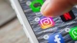 Ikonice društvenih mreža na ekranu pametnog telefona