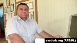 Дырэктар сярэдняй школы № 34 Ігар Віктаравіч Якіменка