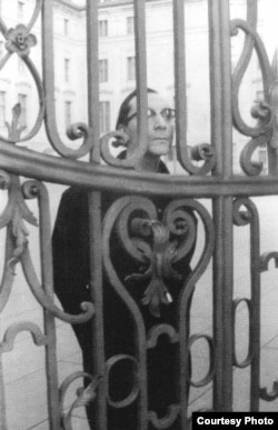 Белинков в Праге, май 1968