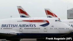 British Airways halted services to Pakistan in 2008.