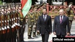 Лукашэнка і Асад: дзьве гісторыі... Адзін лёс?
