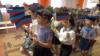 Так СМИ группировки «ДНР» освещают мероприятие в детском саду Донецка