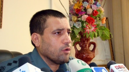 ایوب سالنگی سرپرست وزارت داخله افغانستان