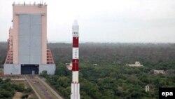 Satish Dhawan svemirski centar u Sriharikoti, Indija
