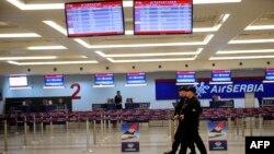 Aerodrom u Beogradu, arhivska fotografija