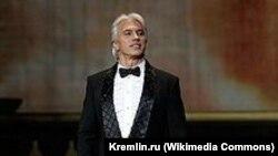 Дмитрий Хворостовский. Архивное фото