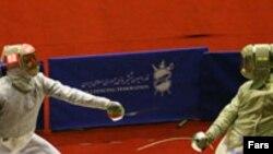 جام جهانی شمشیر بازی در کیش برگزار می شود.