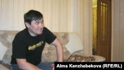 Алматинец Дастан Оналбаев. 23 марта 2014 года.