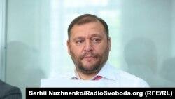Михайло Добкін в суді, архівне фото
