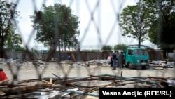 Demoliranje Savamale, 2016.