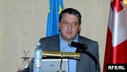 заместитель министра финансов Грузии Ираклий Сирадзе
