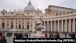 Սուրբ Պետրոսի տաճարը Վատիկանում