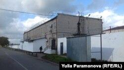 Исправительная колония №13 в Славяновке