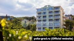 Здание «ЖК на Виноградной», фото с сайта застройщика