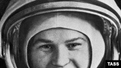 Gruaja e parë që shkoi në hapësirë