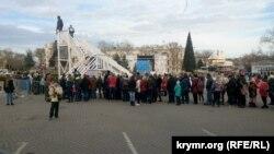 Севастополь, 29 грудня 2017 року